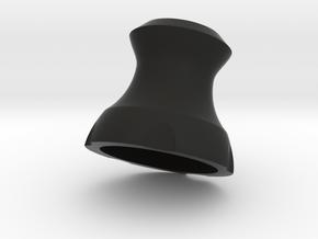 pushpin-thumbtack in Black Strong & Flexible