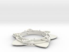 aperture in White Natural Versatile Plastic