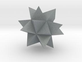 Wolfram Mathematica Spikey in Polished Metallic Plastic