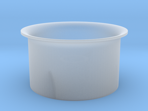 DF20L 6mm in Smooth Fine Detail Plastic