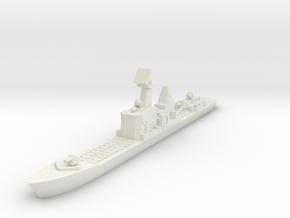 CA 1:2400 x1 in White Natural Versatile Plastic