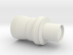 Zeiss Biogon 60 mm f/5.6 (reproduction) in White Natural Versatile Plastic