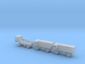 3stk. 12m18 ÖBH    1:160 in Smooth Fine Detail Plastic