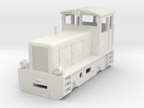 OEG Gmeinder Diesellok Ursrpungsvariante in White Strong & Flexible