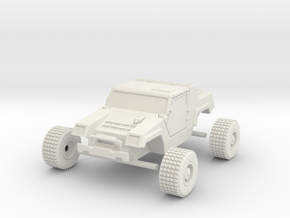 GV09 Vehicle, Multipurpose (28mm) in White Strong & Flexible