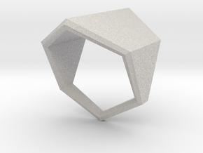 Ring (1) in Full Color Sandstone