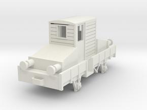 OEG Bremswagen in White Strong & Flexible