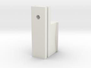 IKEA curtain slider  in White Natural Versatile Plastic