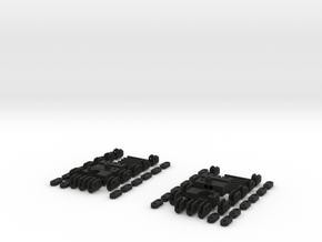 20th Anniversary Prime hands in Black Natural Versatile Plastic