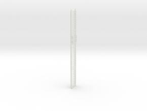 spine underside in White Natural Versatile Plastic