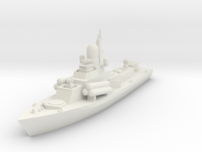 1/700 or 1/350 Soviet Nanuchka Missile Corvette  in White Natural Versatile Plastic: 1:700