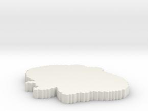 pringles fase  in White Natural Versatile Plastic