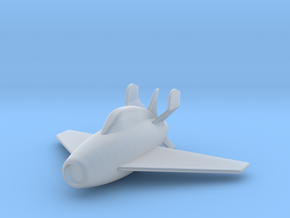JA04A XF-85 Goblin (1/200 scale) in Smooth Fine Detail Plastic