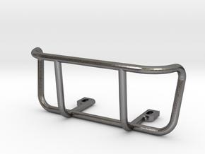 FRONT BUMPER FOR TAMIYA SAND SCORCHER SRB in Polished Nickel Steel