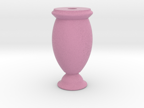 Flower Vase_2 in Full Color Sandstone