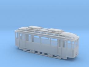 Tram Leipzig Typ 22c Pullmanwagen (1:120) TT in Smooth Fine Detail Plastic
