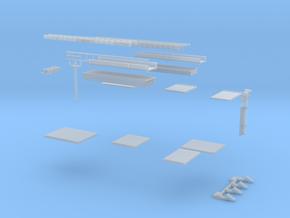 Ersatzteile/Zubehör für Aufbau HLF Duesseldorf in Smooth Fine Detail Plastic
