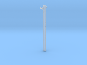 HO Scale 1:87 9m High Stobie Pole in Frosted Ultra Detail
