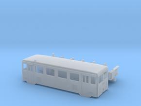 Triebwagen T02 der WNB / WEG in Spur TT (1:120) in Smooth Fine Detail Plastic