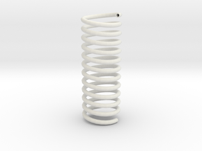 suspension Part 2 (repaired) in White Strong & Flexible
