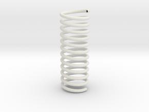 suspension Part 2 (repaired) in White Natural Versatile Plastic