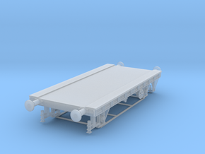 WW2 Built Ramp Wagon in Smooth Fine Detail Plastic