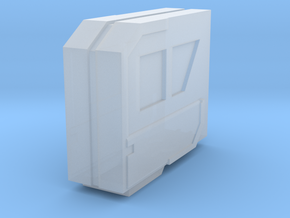 lawgiver clip in Smooth Fine Detail Plastic