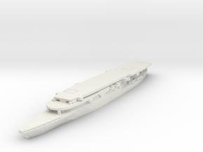 Akagi (1927) 1:2400 x1 in White Natural Versatile Plastic