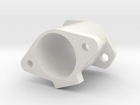 Manifold in White Natural Versatile Plastic