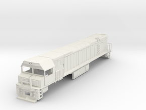 1:64 Scale KIWIRAIL DXR in White Natural Versatile Plastic