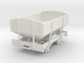 5.5n3 9ft hopper in White Strong & Flexible