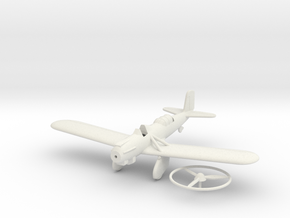 1/144 Curtiss A-8 Shrike in White Strong & Flexible