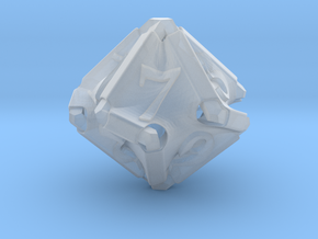 Stretcher d10 in Smooth Fine Detail Plastic