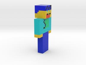 6cm | SuperMarioSmash in Full Color Sandstone