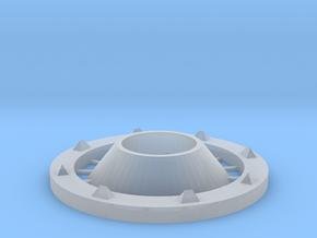 Arc Reactor #2 C in Smooth Fine Detail Plastic