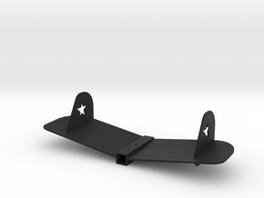 71639B STL in Black Strong & Flexible