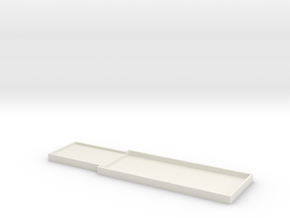 Igniter TC Tray in White Natural Versatile Plastic