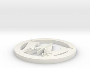 auror4 wsf in White Natural Versatile Plastic