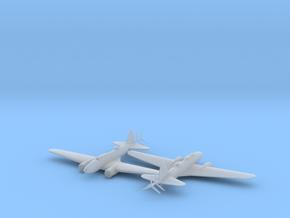 1/200 Ilyushin IL-4 Soviet WW2 Bomber in Smooth Fine Detail Plastic