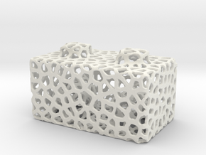 Seej Bloxen, Voronoi in White Strong & Flexible