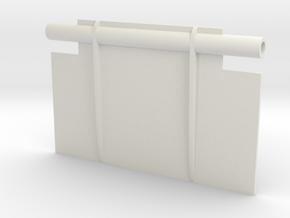 Food chute door for LeBistro automatic cat feeder in White Natural Versatile Plastic