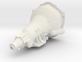 Transmission fixed in White Natural Versatile Plastic