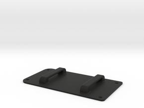 UECUL-B BL-04 in Black Natural Versatile Plastic
