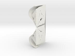 Panel-80-160-14-skin in White Natural Versatile Plastic