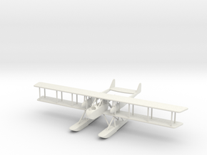AGO C.IIW Serial #586 1:144th Scale in White Natural Versatile Plastic