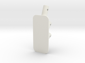 3rdPersonCameraMount in White Natural Versatile Plastic