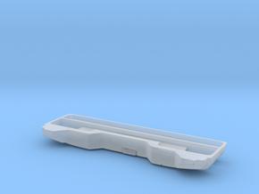 Baustoßstange -Allrad in 1/25 in Smooth Fine Detail Plastic