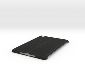 iPad Mini Lines Case in Black Strong & Flexible