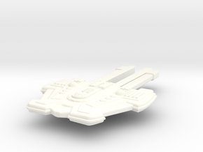 USS Wade in White Strong & Flexible Polished