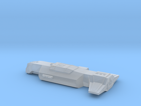 Anchient Ship in Smooth Fine Detail Plastic